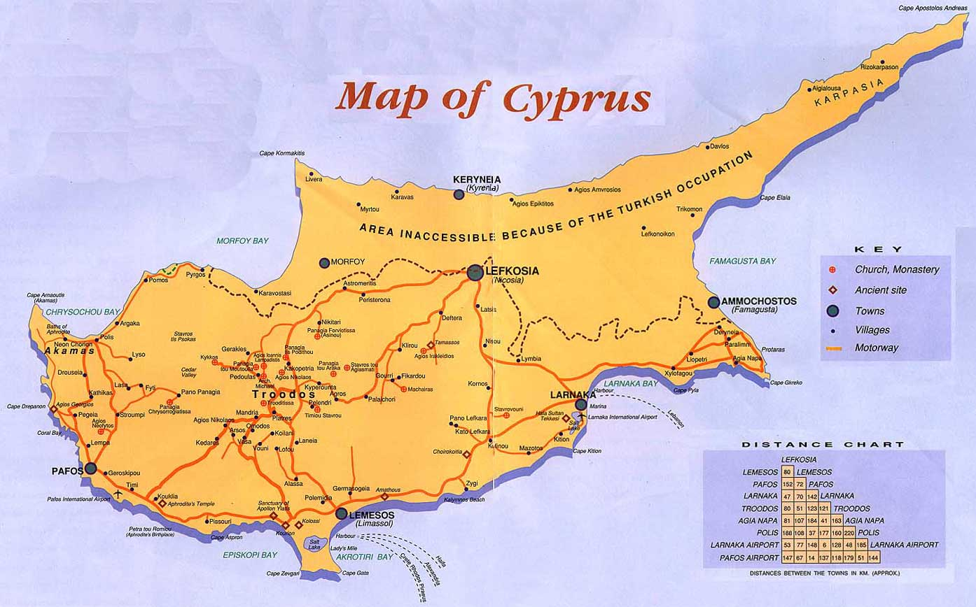 Image of Cyprus Travel